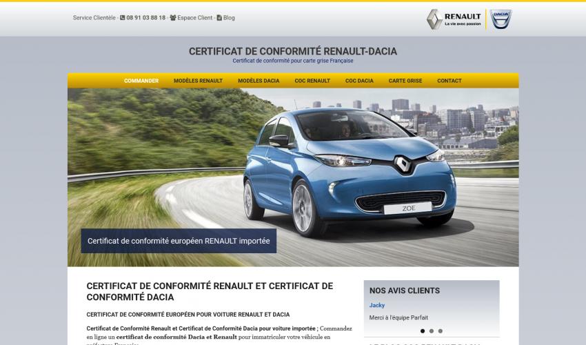 COC Renault