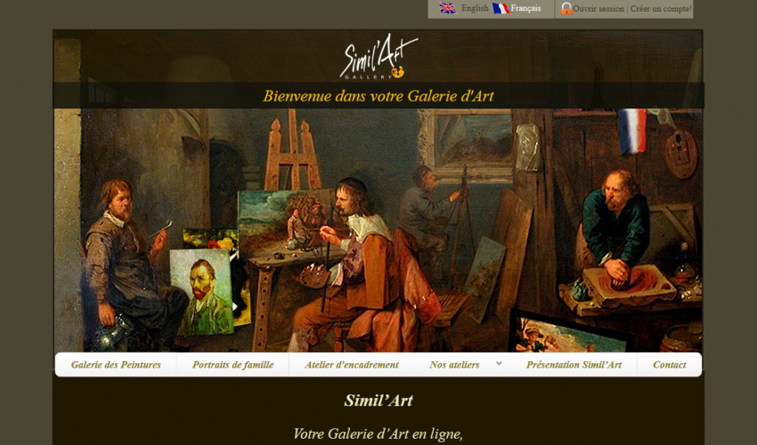 Simil'Art Gallery