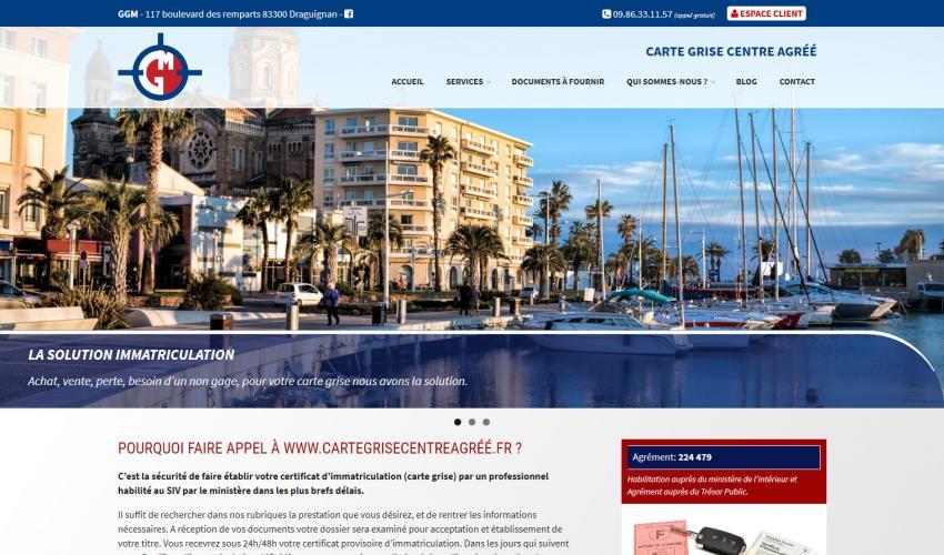 Site web GGM