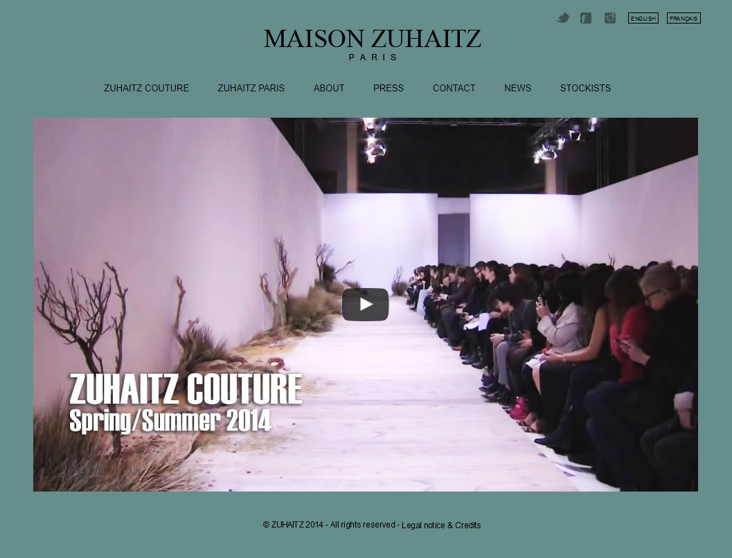 Maison Zuhaitz Paris